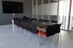 Sala riunioni e video conferenze